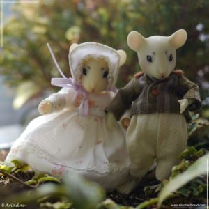 Classic suit for Manuna mouse