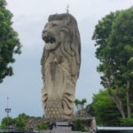The last day for Merlion. Good bye!